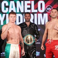 Dónde y a qué hora ver la pelea del Canelo Álvarez vs Yildirim