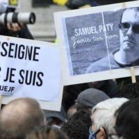 Alumna de profesor asesinado en París, admite que mintió al acusarlo de islamofobia