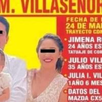 Localizan a miembros restantes de familia desaparecida en Jalisco