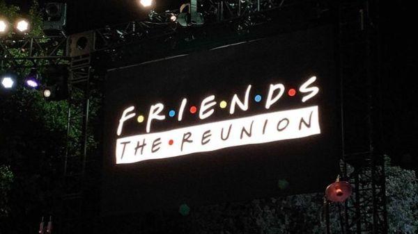 "Confirman grabación de reunión de ""Friends"", llegará pronto a HBO"