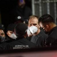 """Liberan a """"El Güero"""" Palma del Altiplano, pero es detenido y trasladado a la CDMX"""