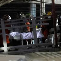 Asciende a 25 la cifra de muertos tras colapso en L12 del Metro CDMX