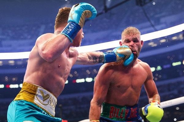 Billy Joe Saunders será operado tras pelea contra 'Canelo' Álvarez