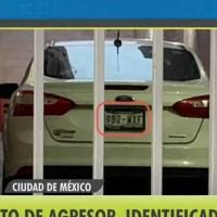 Identifican placas del vehículo que arrolló a jóvenes en Iztacalco #VIDEO