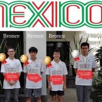 México gana seis medallas en Olimpiada Internacional de Matemáticas