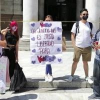 """Exhiben fracaso de la marcha """"masiva"""" en apoyo a 'YosStop'"""