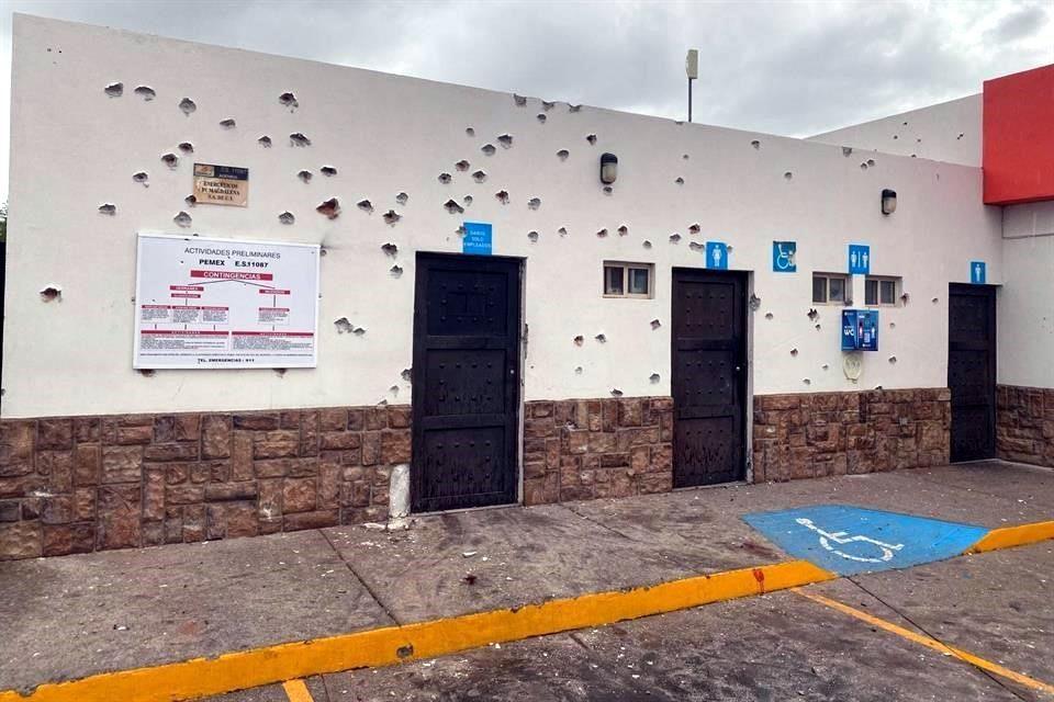 Balacean iglesia en Sonora durante misa #VIDEO