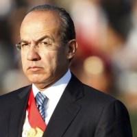 Felipe Calderón presume medallas olímpicas en su sexenio