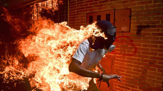 Día mundial de la fotografía, las mejores fotos del World Press Photo