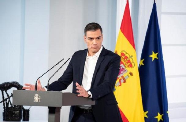 """Pedro Sánchez promete """"abolir"""" la prostitución en España"""