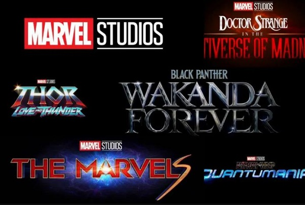 Marvel retrasa el estreno de cinco de sus películas
