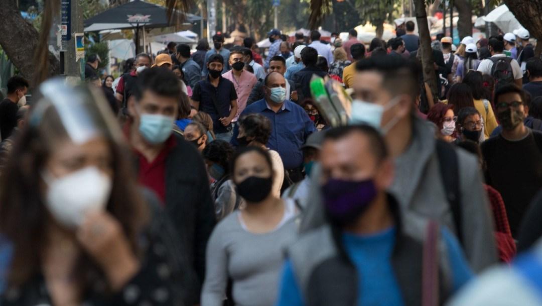 México suma en 24 horas 4 mil 220 casos y 446 muertes por COVID-19