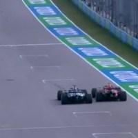 """""""Estúpido idiota"""" así fue el el encontronazo entre Verstappen y Hamilton"""