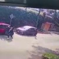 #VIDEO Disparan a menor de edad en la cabeza para robar su auto