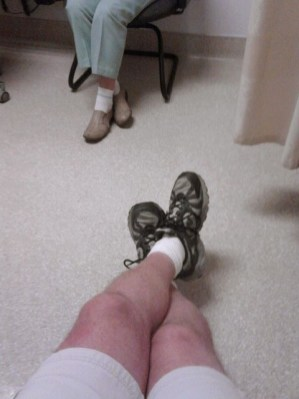 Waiting patient-ly
