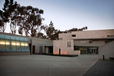 Scripps Institute in La Jolla