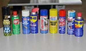 beberapa merk cairan anti karat