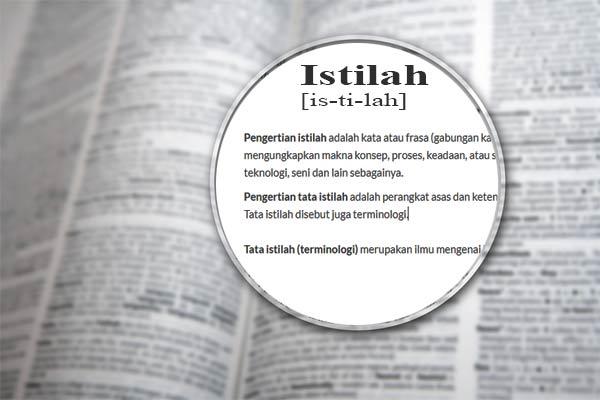 Istilah dan Terminologi