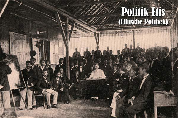 Politik Etis (Ethische Politiek)