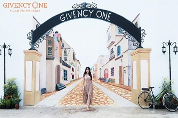 Givency One Punya Spot Instagramable