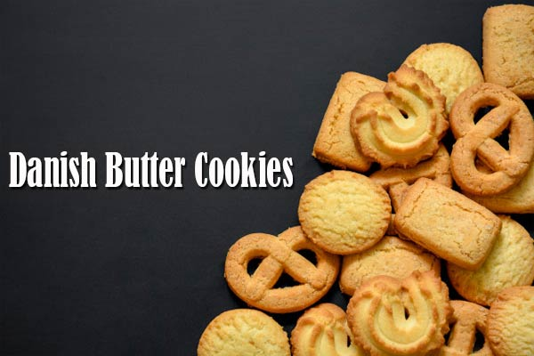 Premium Danish Butter Cookies