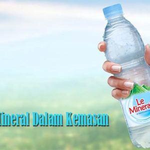 air mineral dalam kemasan