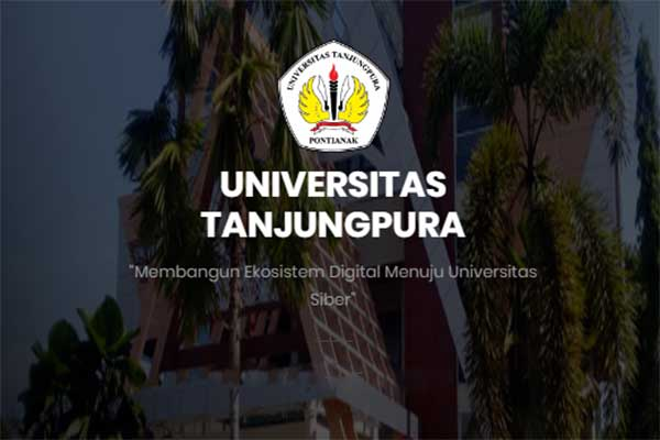 UNTAN Menuju Cyber University