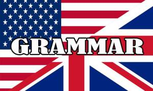 Grammar American English dan British English