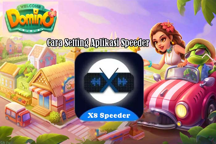 Setting Aplikasi Speeder Di Game