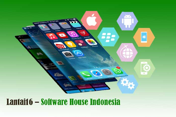 Aplikasi Mobile Lantai16 – Software House Indonesia