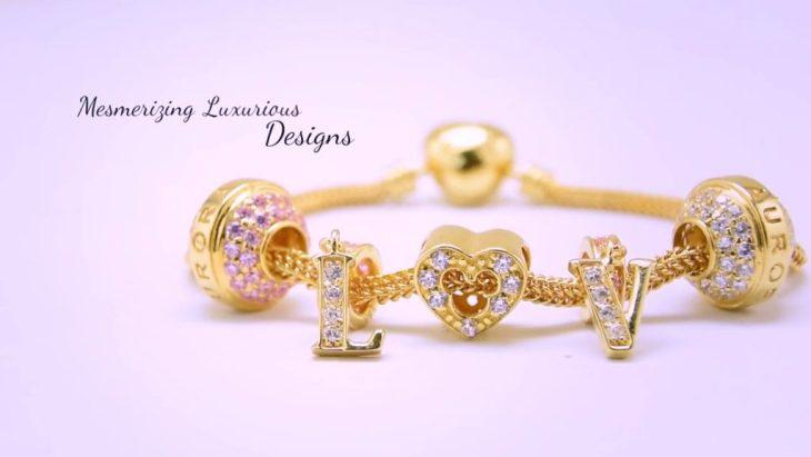 kenapa wanita suka perhiasan emas