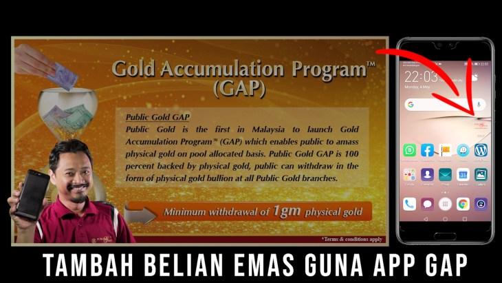 gap app public gold