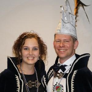 Prins Mark d'n Urste en Prinses Susan