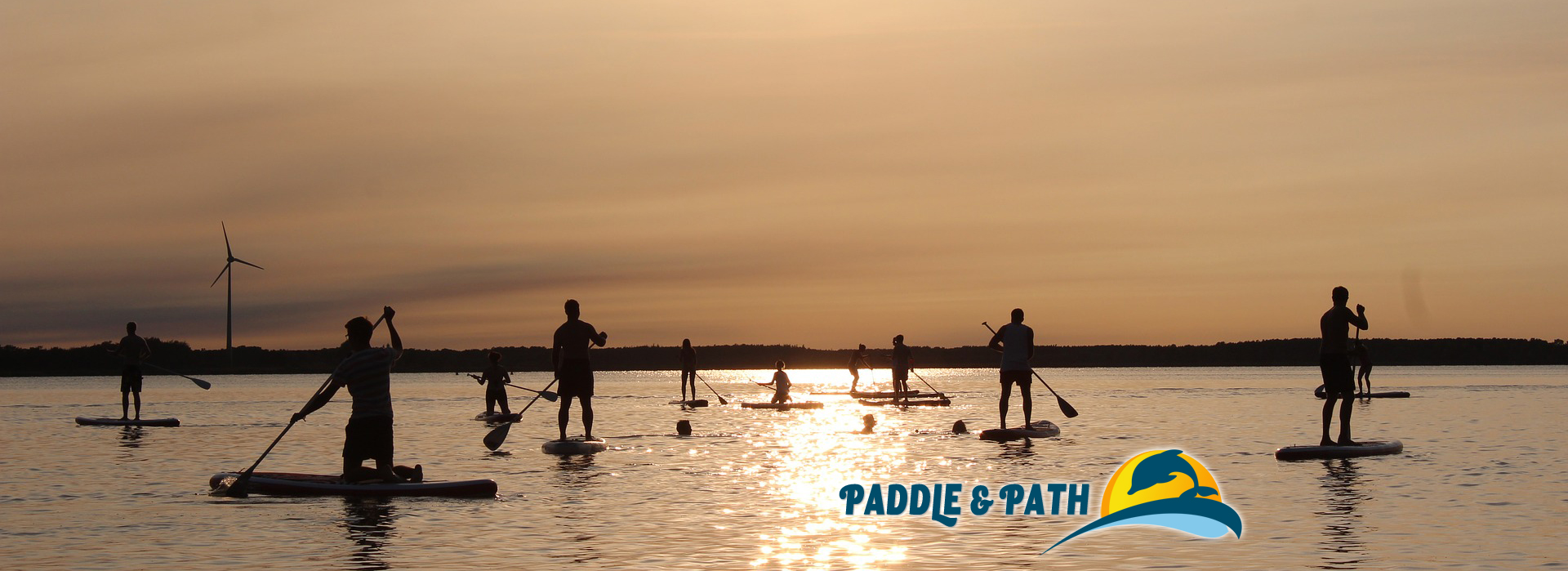 paddle and path - banner