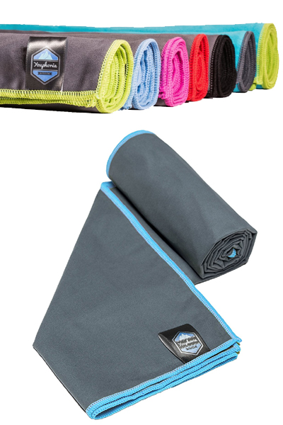 Youphoria Microfiber Sport and Travel Towel