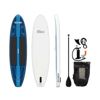 """Jimmy Styks 10'6"""" Seeker Inflatable Stand Up Paddleboard"""