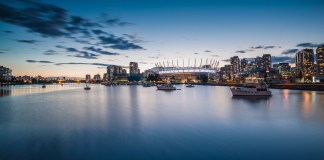 Places to Kayak in Vancouver