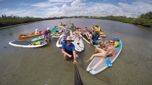 SUP lessons Vero Beach