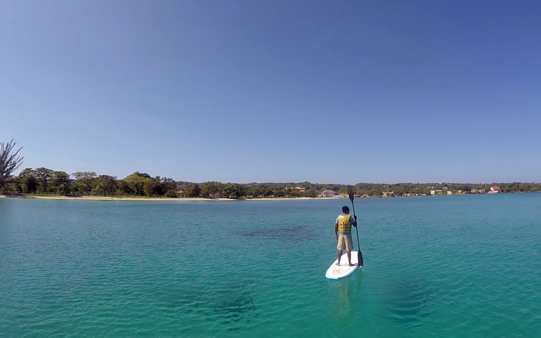 How Paddle Boarding In Jamaica Changed My Life