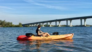 Kayak rentals and tours in vero beach florida