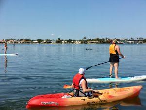 Kayak and Paddle Board Tour in Vero Beach Florida