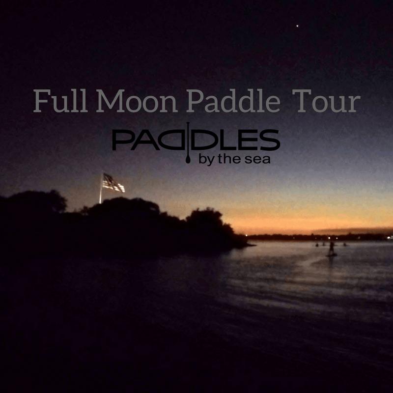 Full Moon Paddle Tour