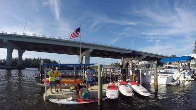 4th of July paddle tour