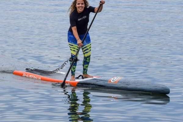 Paddle Board and Kayak Race League