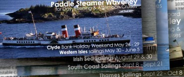 All Paddle Steamer Waverley Timetables Announced