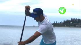 Consejos para remar paddle surf