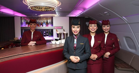Qatar Airways to change policy on female workers. Will allow female cabin crew to have children