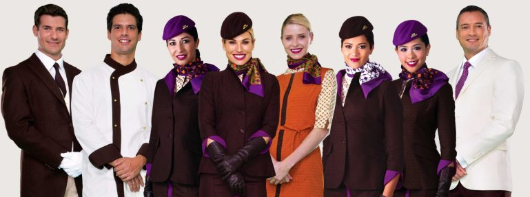 Etihad Airways is not recruiting cabin crew at the moment - sources suggest F&B managers are being redeployed due to lack of demand