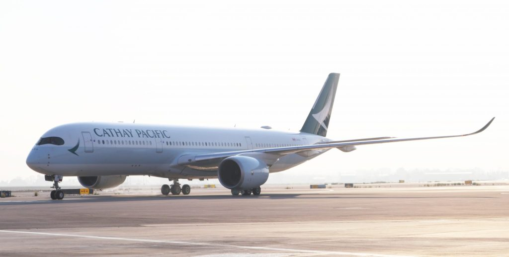 Cathay Pacific Starts Flights to Tel Aviv, Israel