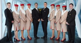 The Emirates Cabin Crew step by step process 2017